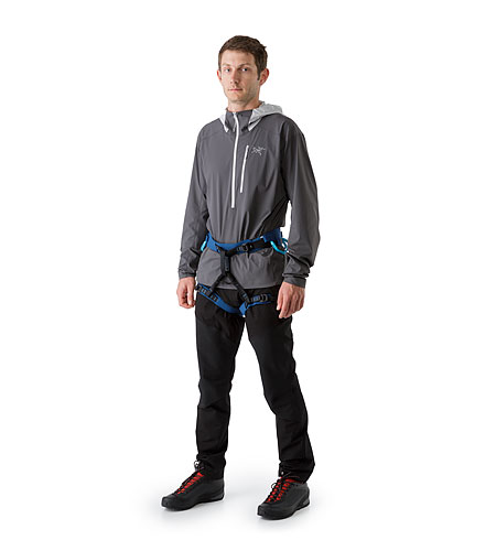 AR-395a Harness Poseidon Front 3/4 View