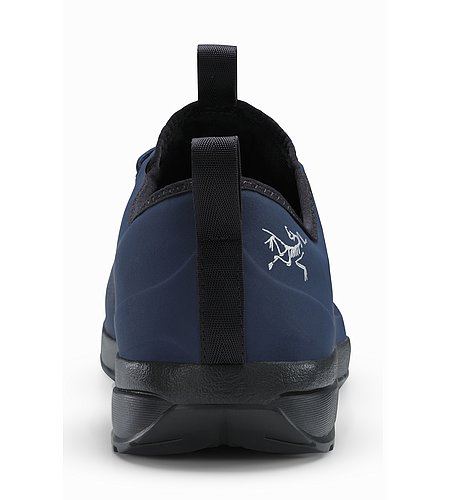 Acrux SL GTX Approach Shoe Total Eclipse Blue Nights Back View