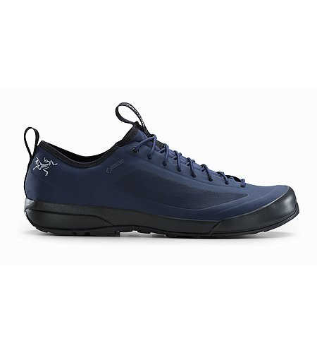 Acrux SL GTX Approach Shoe Total Eclipse Blue Nights Side View