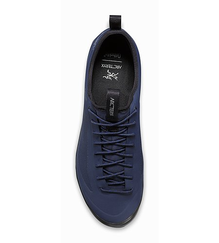 Acrux SL GTX Approach Shoe Total Eclipse Blue Nights Top View