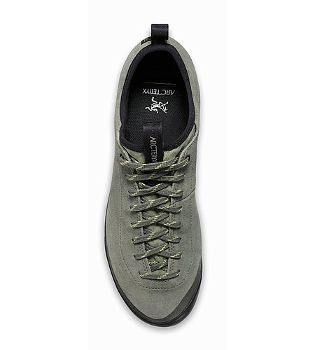 Acrux SL Leather GTX Approach Shoe Women's Castor Grey Shadow Top View