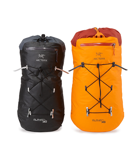 Alpha FL 30 Backpack Black Comparison