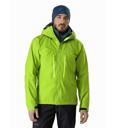 Arc'teryx Alpha SV Jacket Men's