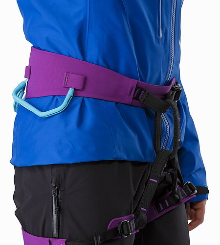 Alpha SV Jacket Women's Somerset Blue Hemlock