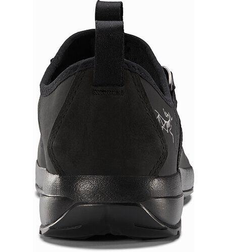 Arakys Approach Shoe Black Back View