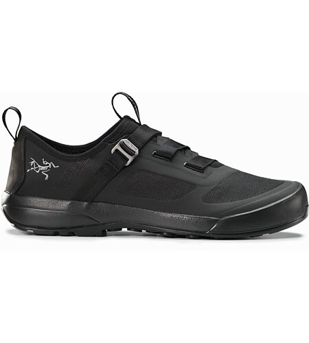Arakys Approach Shoe Black Side View