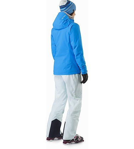 Astryl Jacket Women's Baja Back View