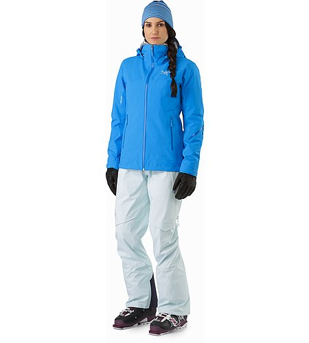 Astryl Jacket Women's Baja Front View