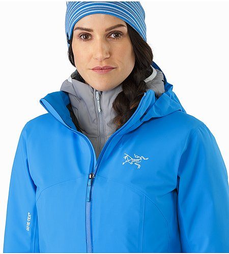 Astryl Jacket Women's Baja Open Collar