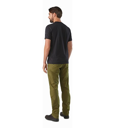 Atlin Chino Pant Roman Pine Back View