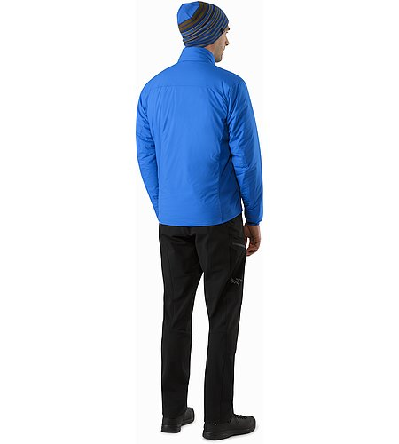 Atom LT Jacket Rigel Back View