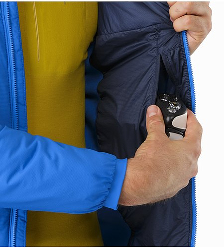 Atom LT Jacket Rigel Internal Pocket