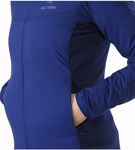 Atom LT Jacket Women's Mystic Hand Pocket