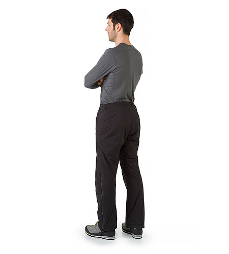 Atom LT Pant Black Back View