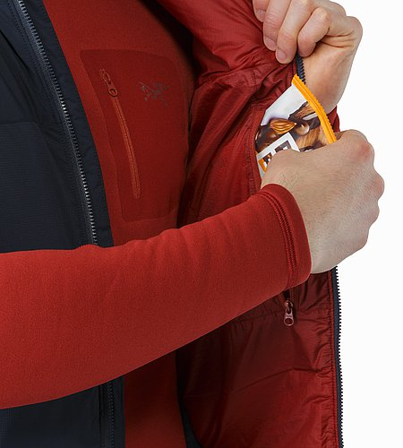 Atom LT Vest Admiral Internal Pocket