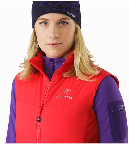 Atom LT Vest Women's Rad Open Collar