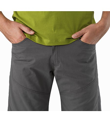 Bastion Long Janus Hand Pockets