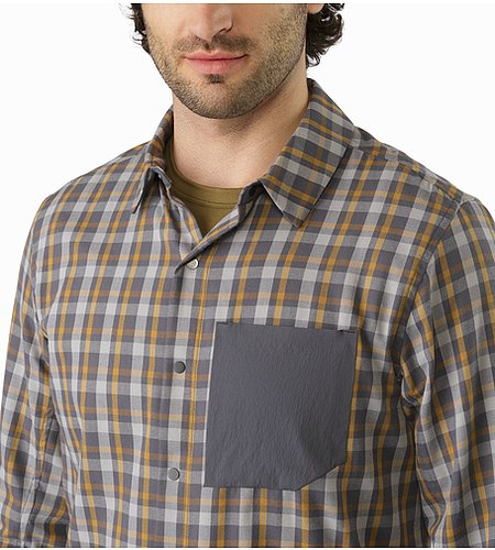 Bernal Shirt LS Centaur Pilot Open Collar
