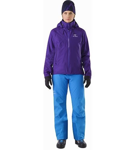 Beta AR Jacket Women's Azalea Front View