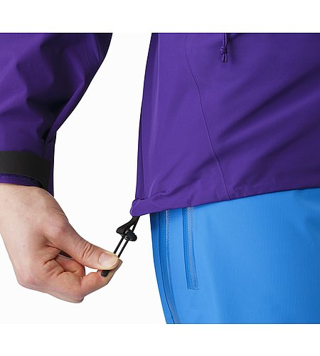 Beta AR Jacket Women's Azalea Hem Adjuster
