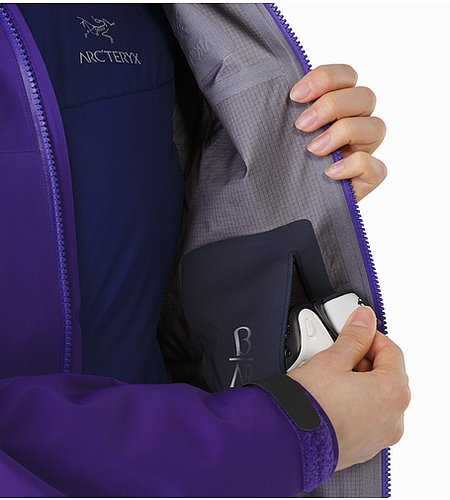 Beta AR Jacket Women's Azalea Internal Pocket