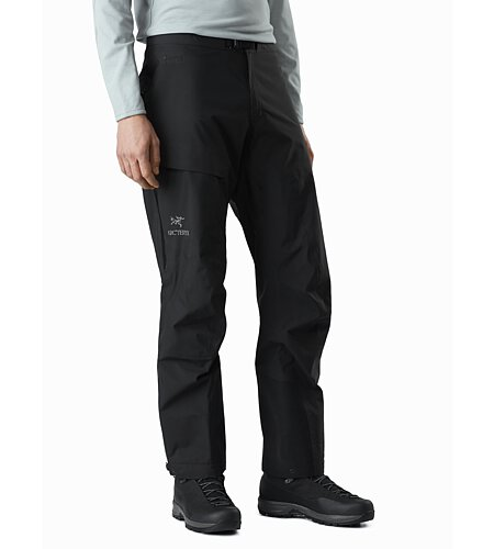 Beta AR Pant Black Front View