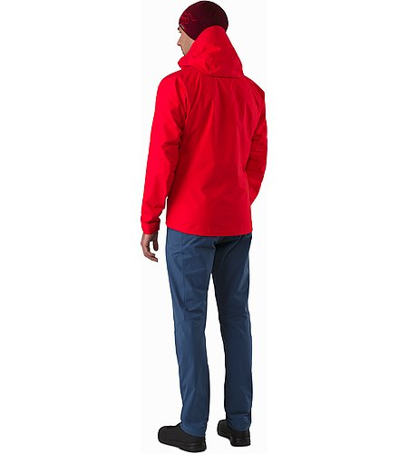 Beta LT Jacket Matador Back View