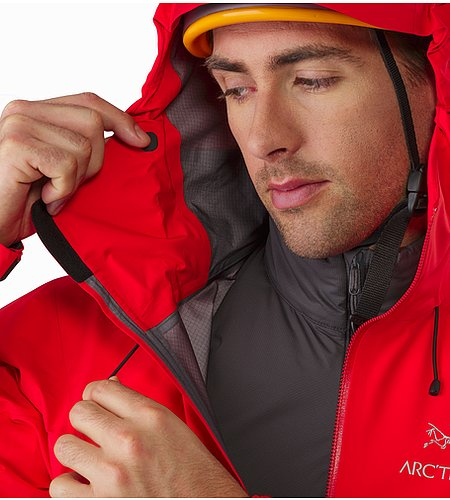 Beta LT Jacket Matador Cohaesive™ Hood Adjuster