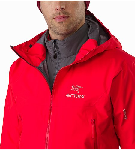 Beta LT Jacket Matador Open Collar