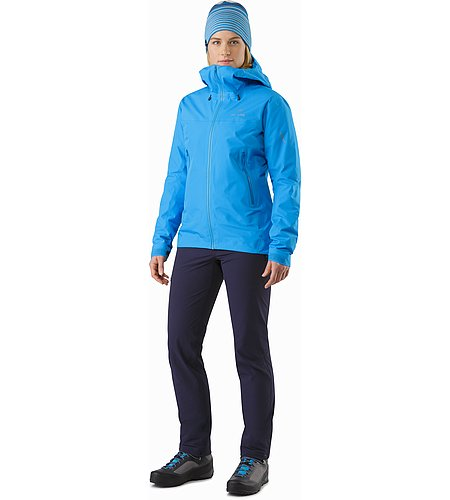 Beta LT Jacket Women's Baja Front View 2