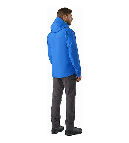 Beta SL Hybrid Jacket Rigel Back View