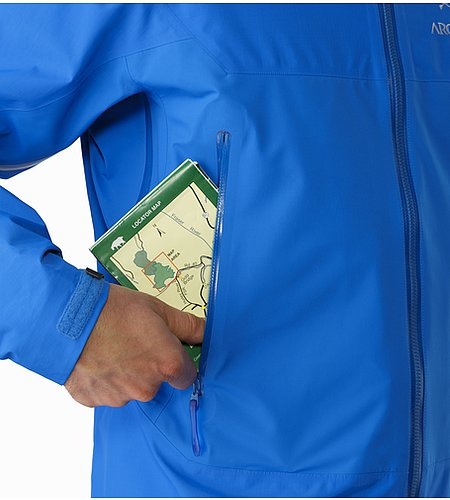 Beta SL Hybrid Jacket Rigel Hand Pocket