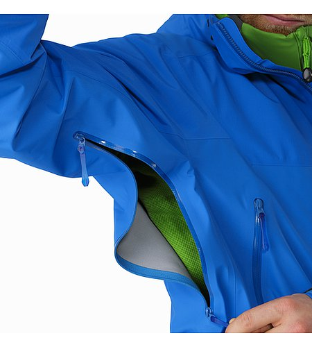 Beta SL Hybrid Jacket Rigel Pit Zip