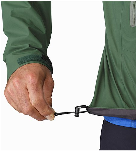 Beta SL Jacket Cypress Hem Adjuster