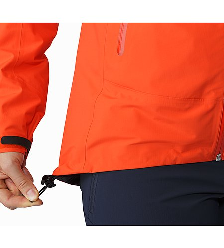 Beta SL Jacket Women's Fiesta Hem Adjuster