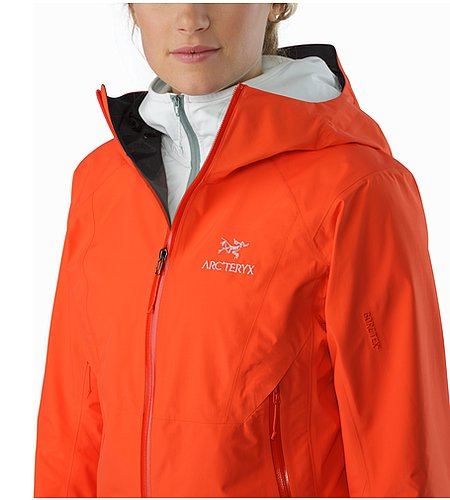 Beta SL Jacket Women's Fiesta Open Collar