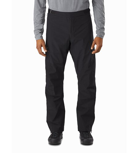 Beta SL Pant Black Front View
