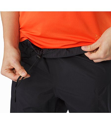 Beta SL Pant Women's Black Waist Adjusters