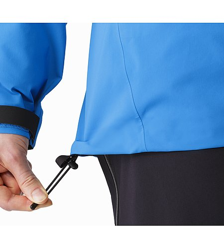Beta SV Jacket Women's Cedros Blue Hem Adjuster 2