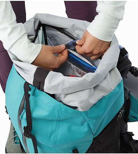 Bora AR 49 Backpack Women's Castaway Hydration Pocket