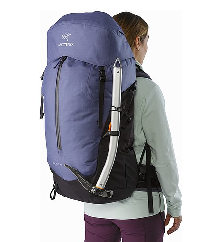 Bora AR 61 Backpack Women's Winter Iris Ice Axe Carry