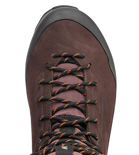 Bora Mid Leather GTX Hiking Boot Women's Redwood Andromedea Rock Stopper Mesh