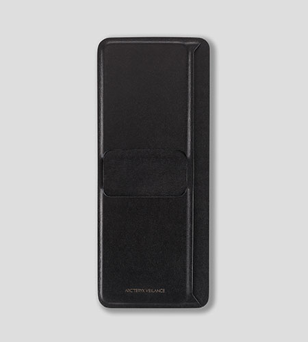 Casing Billfold 78mm Black Front
