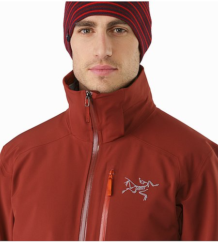 Cassiar Jacket Pompeii Closed Collar