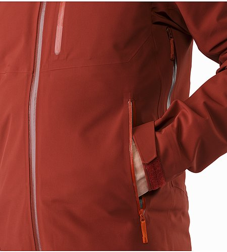 Cassiar Jacket Pompeii Hand Pocket