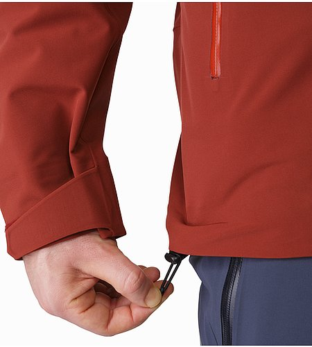 Cassiar Jacket Pompeii Hem Adjuster