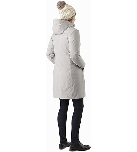 Centrale Parka Women's Fawn Back View