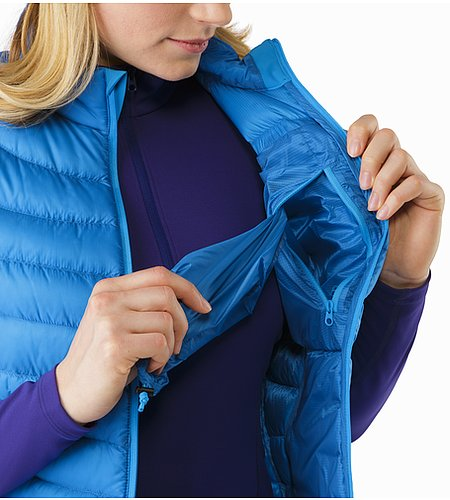 Cerium LT Vest Women's Baja Internal Pocket 2
