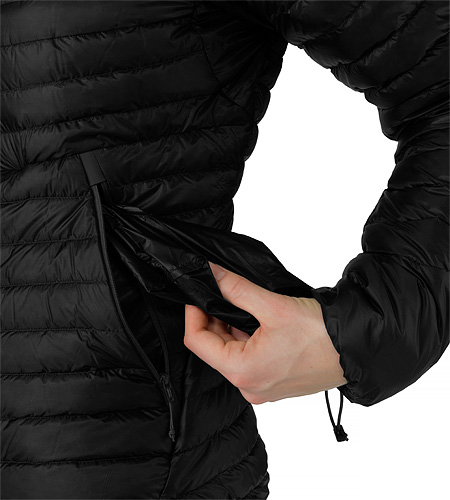 Cerium SL Jacket Black Stuff Sack