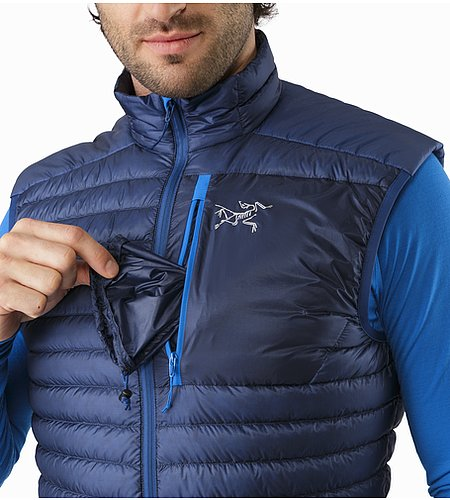 Cerium SL Vest Triton Chest Pocket